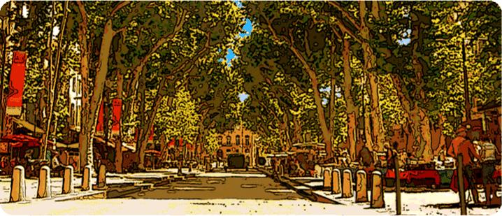 Location de bureau à la journée Aix-en-Provence